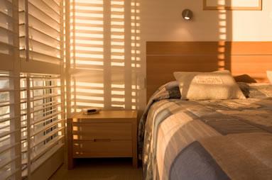 shutter room